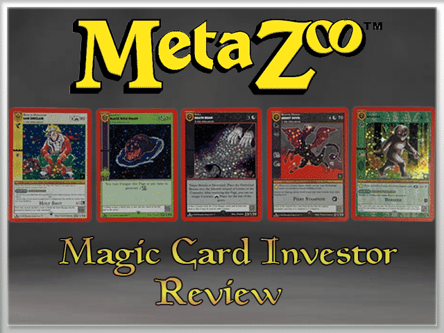 MetaZoo: Cryptid Nation Review